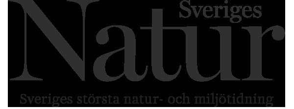 Sveriges natur logotyp
